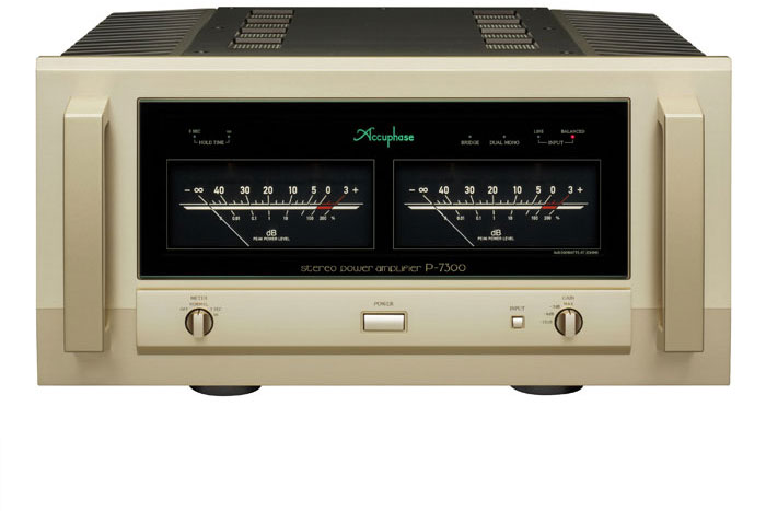 Accuphase Endstufen